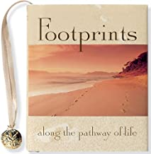 Footprints: Along the Pathway of Life (Mini Book, Scripture) (Inspire Books)