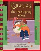 Gracias The Thanksgiving Turkey (Scholastic Bookshelf: Holiday)