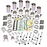 6BT 5.9 Overhaul Rebuild Kit For Cummins Engine 5.9L 12V DODGE RAM PICKUP Inframe