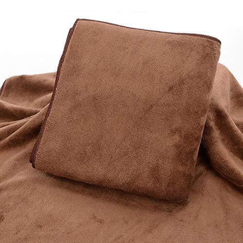 xinxin24 Badhanddoeken Badlakens Badhanddoek Microvezel Absorberend Water Zachte Huidvriendelijke Strandhanddoek Grote Badhanddoek Kind Man Vrouw Gift 140 * 70 cm BRON