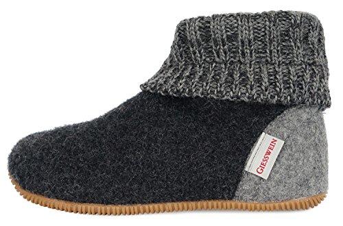 GIESSWEIN Unisex kinderen slippers hoge slippers