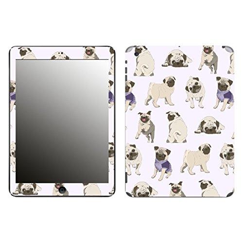'Disagu SF 105286_ 1162Protective Skins Case Cover For Apple iPad Air WiFi + Cellular–Pugs 04klar