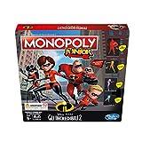 Monopoly - Junior Los Increíbles 2 (Disney Pixar), E1781103