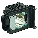 Philips 915P061010915P061A10 Replacement Lamp for Mitsubishi WD-57733 WD-57734 WD-57833 WD-Y577 WD-65733 WD-65734 WD-65833 WD-C657 TV Models