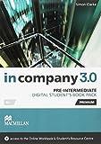 in company 3.0: Pre-Intermediate / Digital Student?s Book Package Premium - Simon Clarke