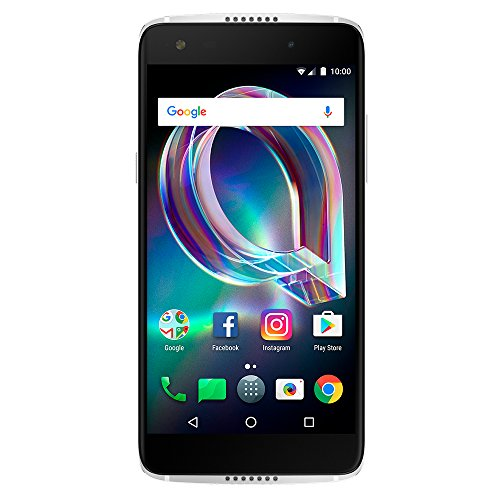 Alcatel Idol 5S 6060S 4G LTE 32GB Android 7.1 Smartphone (Crystal Black) - GSM Unlocked