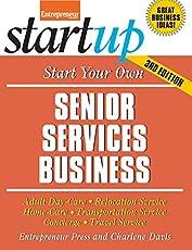 Image of Start Your Own Senior. Brand catalog list of Entrepreneur Press.