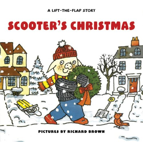 Scooter's Christmas: A Lift-the-flap Story