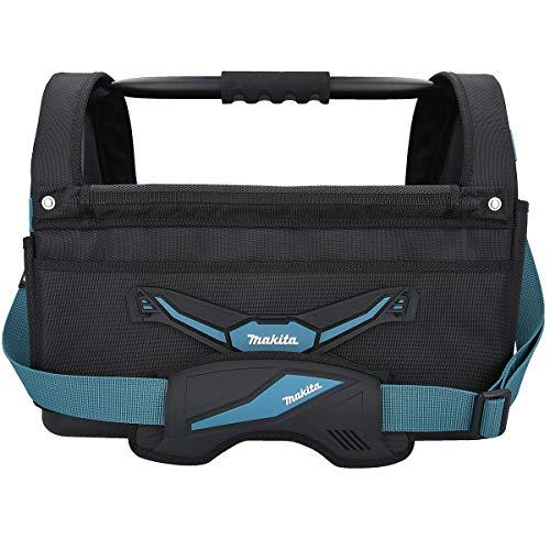 Makita E-05430 Blue Collection-Bolsa Grande para Herramientas eléctricas con Correa, azul