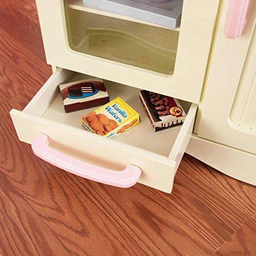 KidKraft 53151 Prairie Prärie-Spielküche aus Holz in Weiß Landhaus Kinderküche - 7