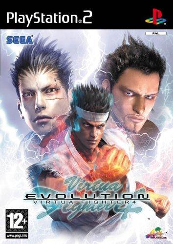 Virtua Fighter 4 Evolution (PS2) by SEGA