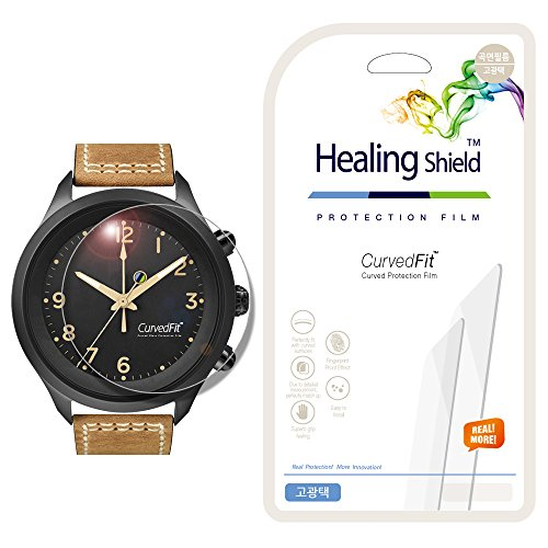 Healingshield Watch Face Protector Guard [Front 3pcs] (43mm(1.69in))