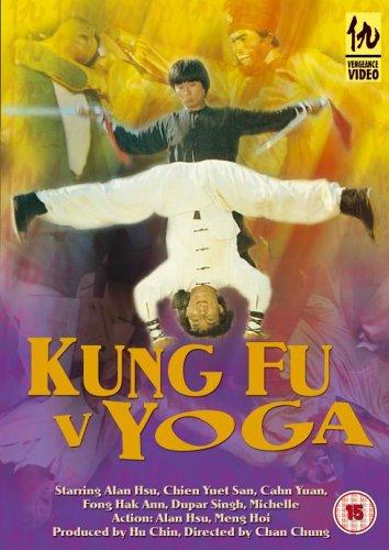 Kung Fu Vs Yoga [Reino Unido] [DVD]