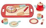 Howa Kaffeeservice / Teeservice für Kinder aus Holz 48831