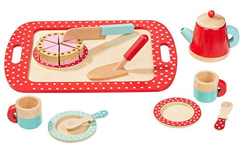Howa Kaffeeservice - Teeservice für Kinder aus Holz 48831