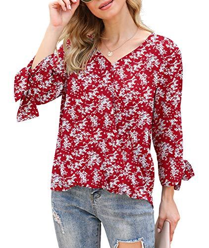 Chiffon Shirts for Womens