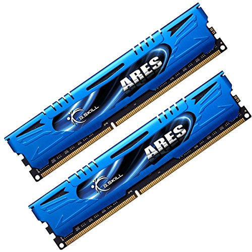 G.Skill PC Ares - Kit de Memoria RAM (2 x 4 GB) DDR3-1600 PC3-12800