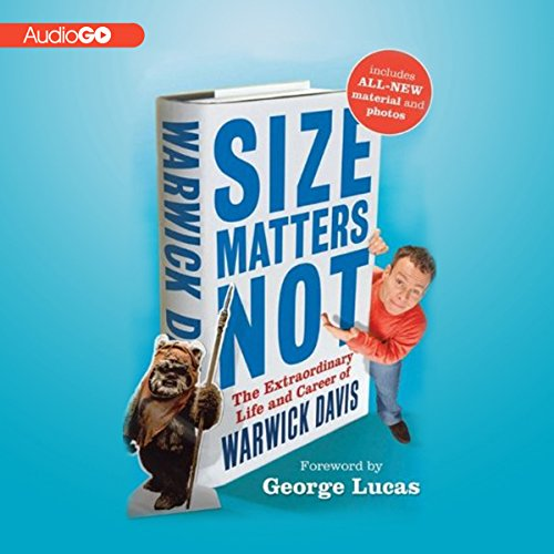 Size Matters Not audiobook cover art