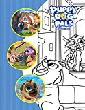 Puppy Dog Pals Coloring Book: Great Coloring Book for Kids and Fans – 110...
