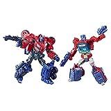 Transformers Deluxe Class Optimus Prime Autobot Legacy 2-Pack (Exclusivo de Amazon)
