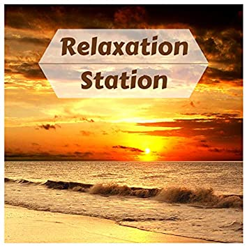 Relaxation Station - Ocean Waves in a Tropical Island