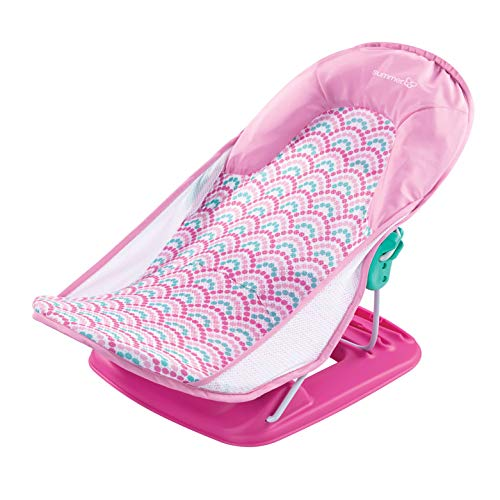 Summer Deluxe Baby Bather, Bubble Waves