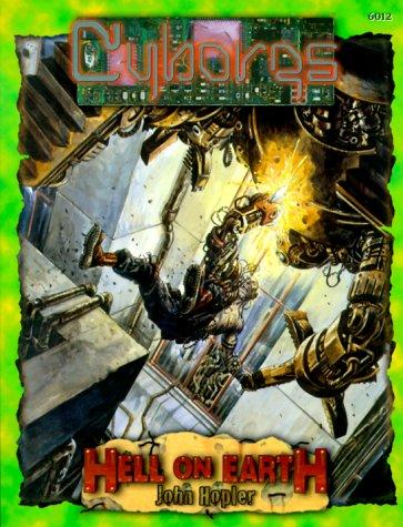 Cyborgs (Deadlands: Hell on Earth; PEG6012)