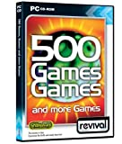 500 Games, Games and More Games (PC CD)
