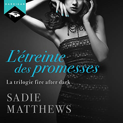 L'Étreinte des promesses audiobook cover art