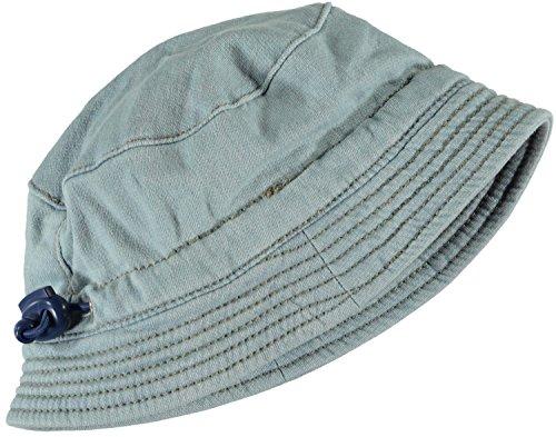 NAME IT Jungen Jeans-Hut für den Übergang Nitbabram, Größe:34/39, Farbe:Light Blue Denim