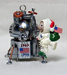Image: One Small Step | Lunar Landing Ornament