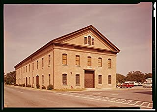 Photo: U.S. Naval Air Station,General Warehouse,Pensacola,Escambia County,FL,Florida