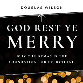 God Rest Ye Merry audiobook cover art