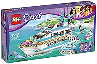 friends lego cruise