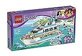 Lego Friends - El yate playset, Juego de construcción (41015)