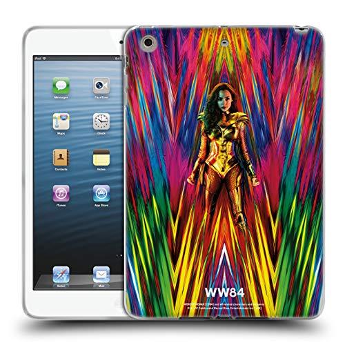 Official Wonder Woman 1984 Teaser Poster Soft Gel Case Compatible for Apple iPad mini 1 / mini 2 / mini 3