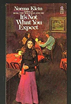 It's Not What You Expect (An Avon/Flare Book) 0380000113 Book Cover