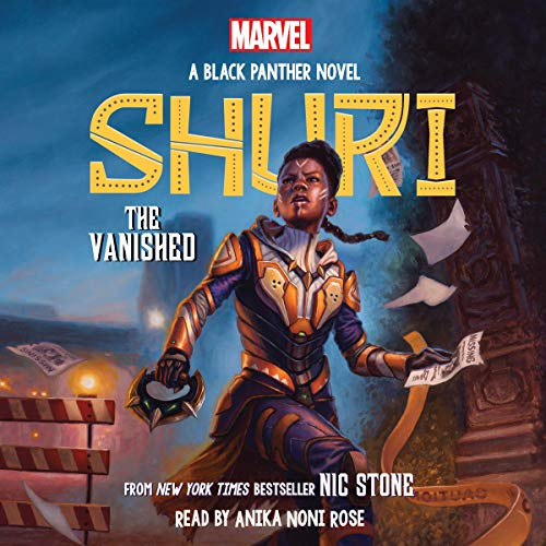 The Vanished: Shuri: Black Panther, Book 2