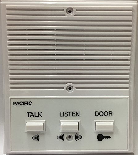 Pacific Electronics Single Entrance Intercom System