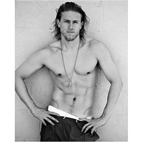 Sons of Anarchy Charlie Hunnam as Jackson 'Jax' Teller Shirtless HOT Hands on Hips 8 x 10 Photo