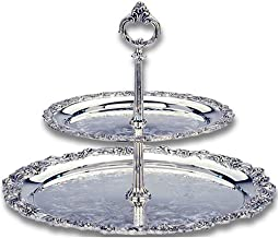 Reed Barton Silver plated Burgundy Collection