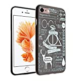 iPhone 6s Case, IMAGITOUCH Harry Potter Spells Case Anti-Scratch Shock Proof Soft Touch Slim Fit Flexible TPU Case Bumper Cover for Apple iPhone 6 & iPhone 6s (4.7') - Harry Potter Together