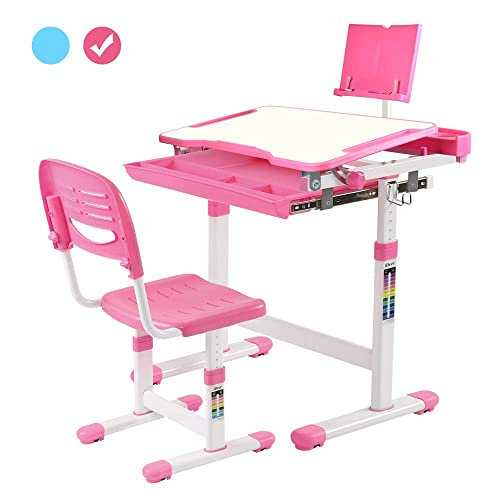 Awe Inspiring Kids Desk And Chairs Amazon Co Uk Home Interior And Landscaping Oversignezvosmurscom