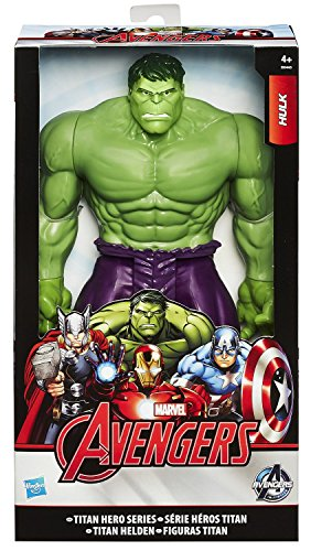 ACTION FIGURES HULK 30 CM AVENGERS