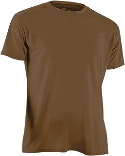 High Performance Flame Resistant Military Ultra-Lightweight 4.5 oz. Short Sleeve Shirt Baselayers