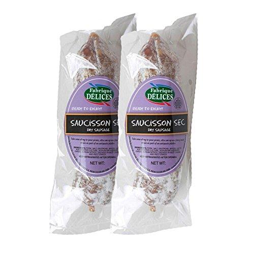 Suacisson Sec- French Style Dry Sausage - 10 oz