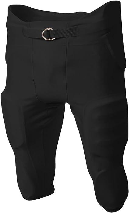 A4 Boys Flyless Integrated Football Pant