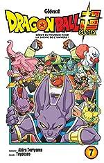 Dragon Ball Super - Tome 07 d'Akira Toriyama