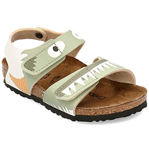 BIRKENSTOCK Palu Kids Monster Green Größe EU 31 Normal