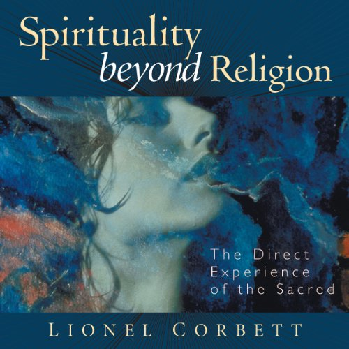 Spirituality Beyond Religion audiobook cover art